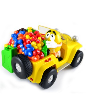 M&M's Wheels Dispenser con m&m's