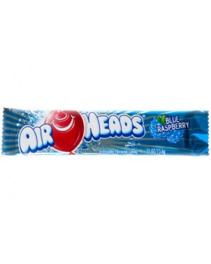 Airheads caramelle al lampone blue 15,6gr