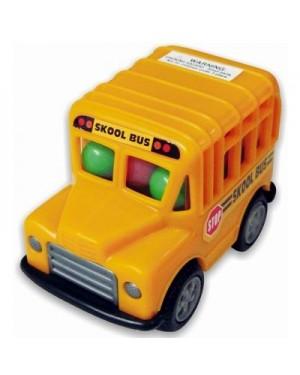 American Skool Bus con caramelle