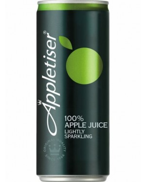 APPLETISER  100% SUCCO DI MELA 250ML
