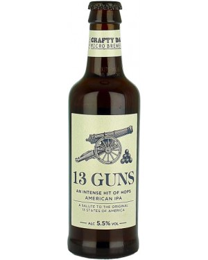 13 Guns American IPA 330ml