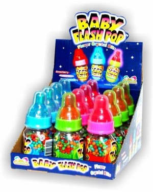 Baby Flash Pop 45g