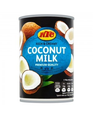 Blue Dragon Coconut Milk 400G Latte Di Cocco Classico  Premium Quality