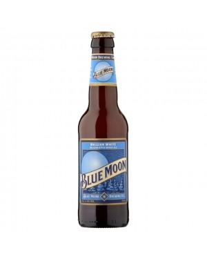 Blue Moon Belgian-Style White Wheat Ale 330ml