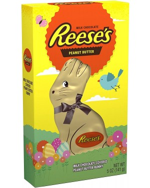Reese's Milk Chocolate Peanut Butter Easter Bunny