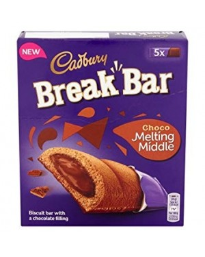 Cadbury Break Bar Melting Middle Chocolate 130g