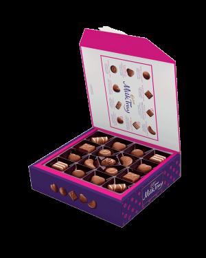 Cadbury Milk Tray 180G Confezione Regalo Cadbury Con Cioccolattini Vari