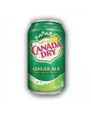 Canada dry bevanda allo zenzero