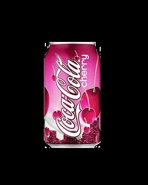 Coca cola alla ciliegia 330ml