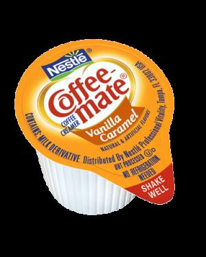 Coffeemate Correttore per caffe alla vaniglia e caramello
