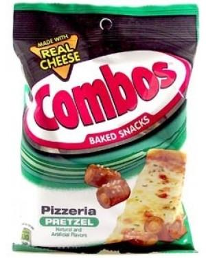 Combos Pizzeria Big Bag Pretzel Ripieni Gusto Pizza Ai 4 Formaggi 179G