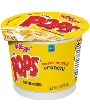 Corn Pops Breakfast Cups