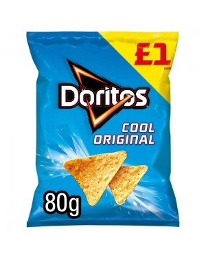 Doritos Cool Original Tortilla Chips 40g