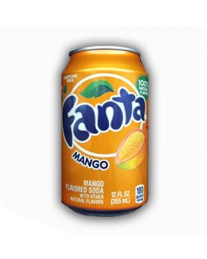 Fanta bevanda gusto mango 355ml
