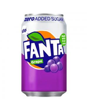 Fanta Zero Grape