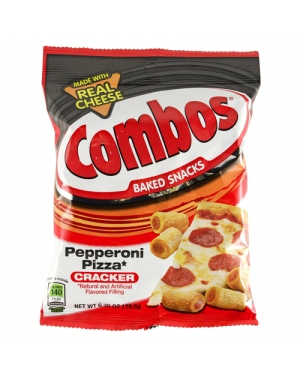 Combos Pepperoni 6.3oz 170gr