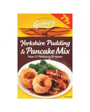 Golden Fry Yorkshire Pudding & Pancake Mix