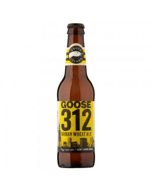 GOOSE ISLAND 312 URBAN WHEAT ALE 4.2% 355ML
