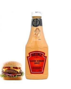 Heinz Salsa Per Condimenti Burger Sauce 920 GMS