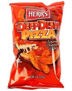 Herr'S Pizza Curls Stick Di Formaggio Al Gusto Pizza Marcherita