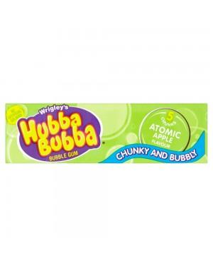 Hubba Bubba Bubble Tape Atomic Apple Bubble Gum
