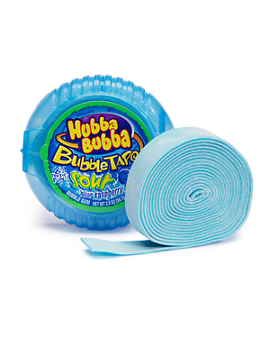 Hubba Bubba tape sour raspberry