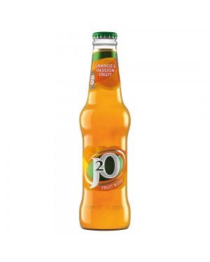 J20 Orange And Passion Fruit 275Ml Succo Di Frutta Arancia E Frutto Della Passione