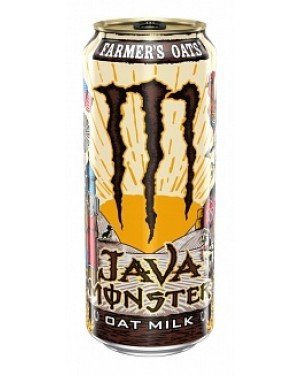 Java Monster Farmer's Oats 473ml