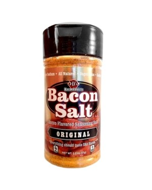 Jds Bacon Salt Original Bacon In Polvere Salato