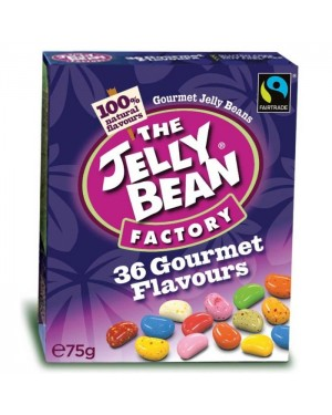 Jelly Belly 36 Flavours Gourmet Fagiolini Caramellosi In 36 Gusti Diversi 75G