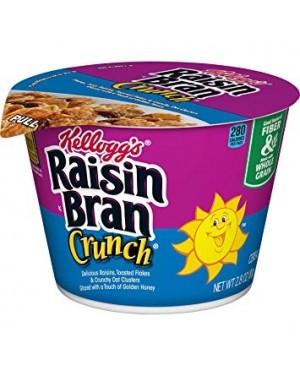 Kellogg's Cereal In A Cup Raisin Bran80g