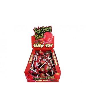 Kiwi Berry Blast Blow Pops