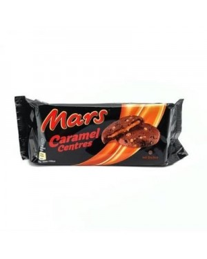 Mars caramel centres