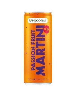 PASSION FRUIT MARTINI 250 ml