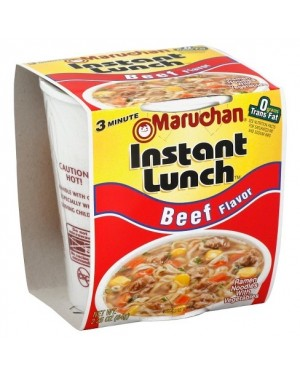 Maruchan Instant Beef Noodles Giapponesi Al Gusto Di Manzo