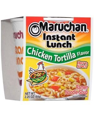 Maruchan Instant Chicken Tortilla Noodles Giapponesi Al Gusto Di Pollo