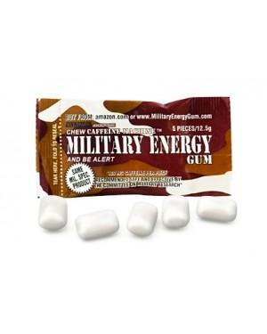 Military Energy Gum Cinnamon Gomme Da Masticare Energetiche Usate Dai Marines Gusto Cannella