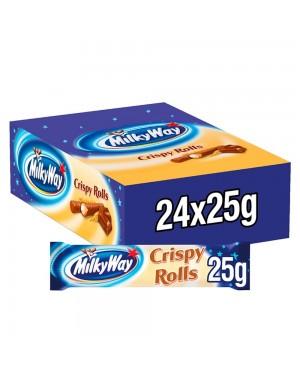 Milky Way Crispy Rolls Standard