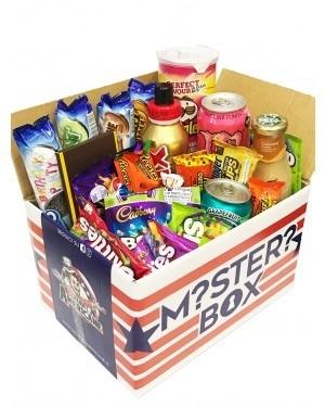 Mistery Box L ( Confezione Regalo Da Minimo 35 Prodotti )