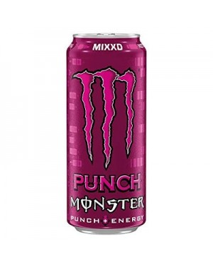 Monster mixxd punch500ml