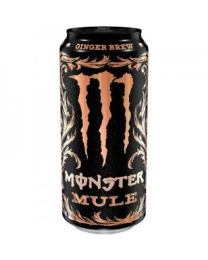 Monster Moscow mule 473ml