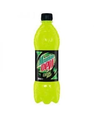Mountain Dew Citrus Soda Agli Agrumi 500Ml