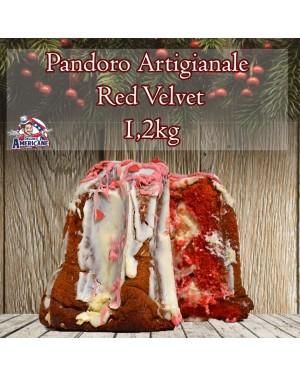 Pandoro Artigianale Red Velvet 1.200Gr