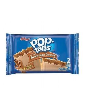 Frosted Brown Sugar Cinnamon Pop-Tarts