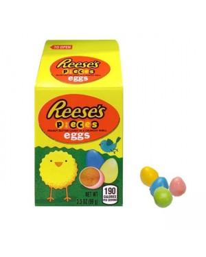 Reese's Pieces Mini Easter Eggs Carton