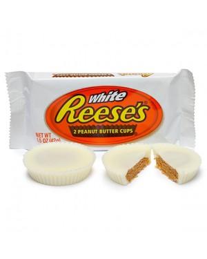 Reese'S White Cup 39G 2X Coppette Di Burro Di Arachidi E Cioccolato Bianco