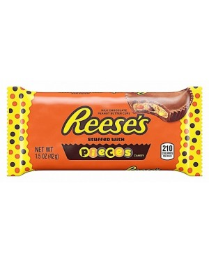 Reese's Peanut Butter Cups with Reese's Pieces (Box of 24)*