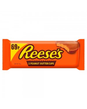 Reeses 2x Peanut Butter Cup