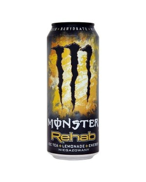 Monster Rehab limone