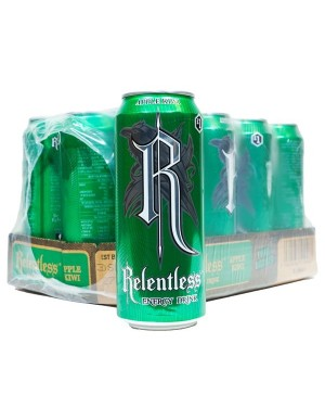 Relentless apple kiwi
